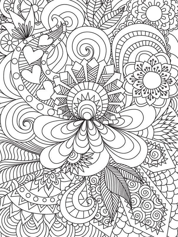 687QV5eXsxM.jpg (605×807) | Livros para colorir | Pinterest ...