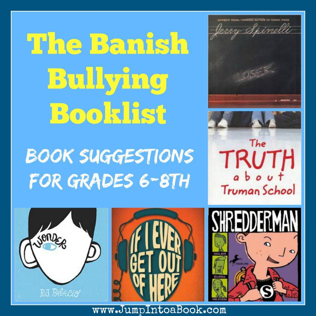 ReadYourWorld (MCChildsBookDay) Twitter Bullying