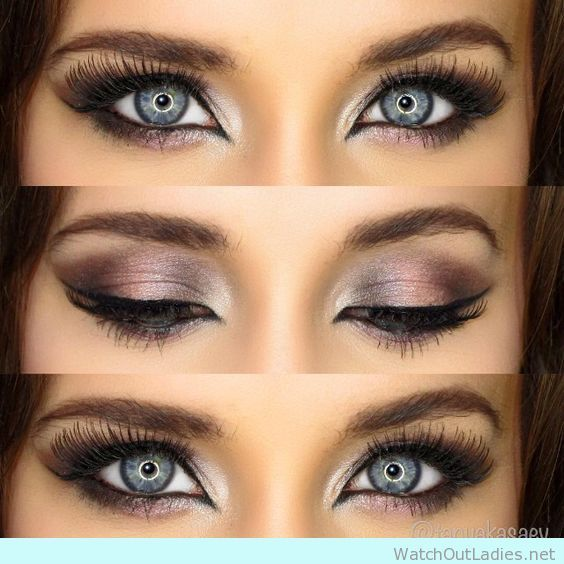Eye Makeup For Blue Eyes Really Dramatic