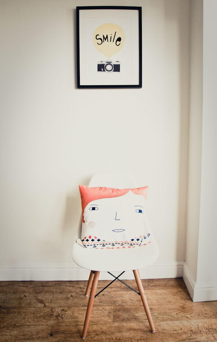 face pillow