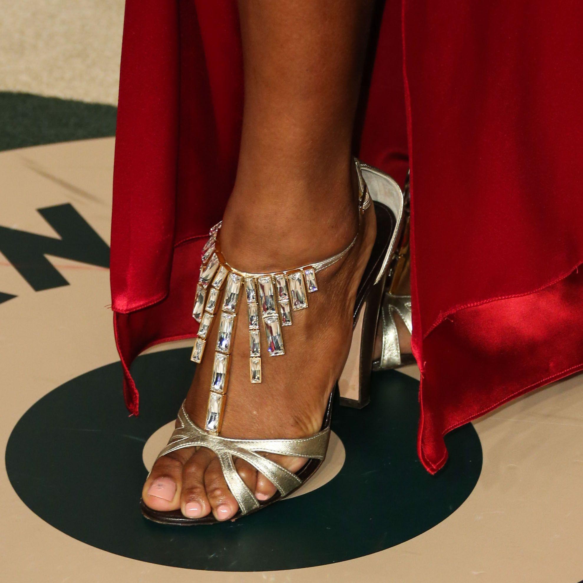 Serena Williamss Feet