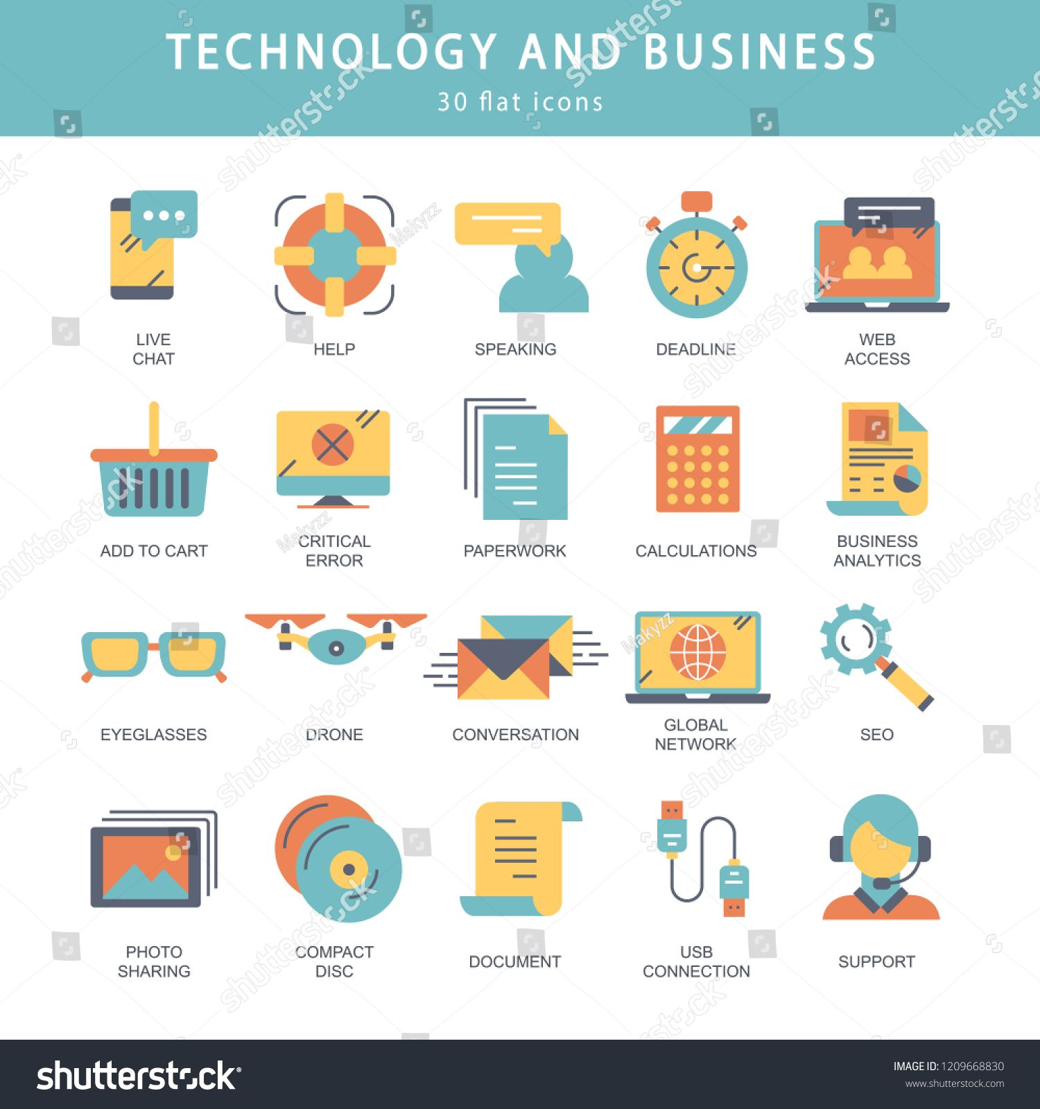 Business And Marketing Programming Data Management Internet Connection Social Network Computing Information Thi Internet Connections Networking Icon Set