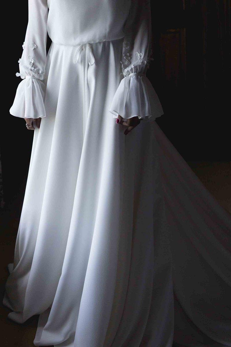 boda-la-champanera-ana-gayoso-22 | De boda | Pinterest | De novia ...