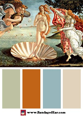 the birth of venus by sandro botticelli One of the first paintings on canvas is sandro botticelli's the birth of venus, estimated to have been painted in the 1480sscholars must guess at its exact date, but it is thought that botticelli was inspired by the poet agnolo poliziano.