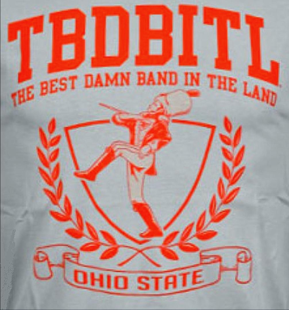 Tbdbitl Tee Shirt Ohio State Buckeyes Ohio State