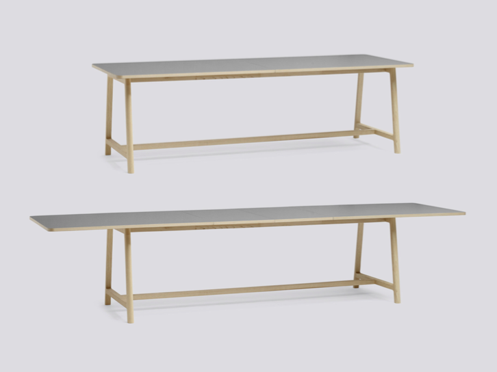 Frame Dining Table Extendable By Hay Denmark