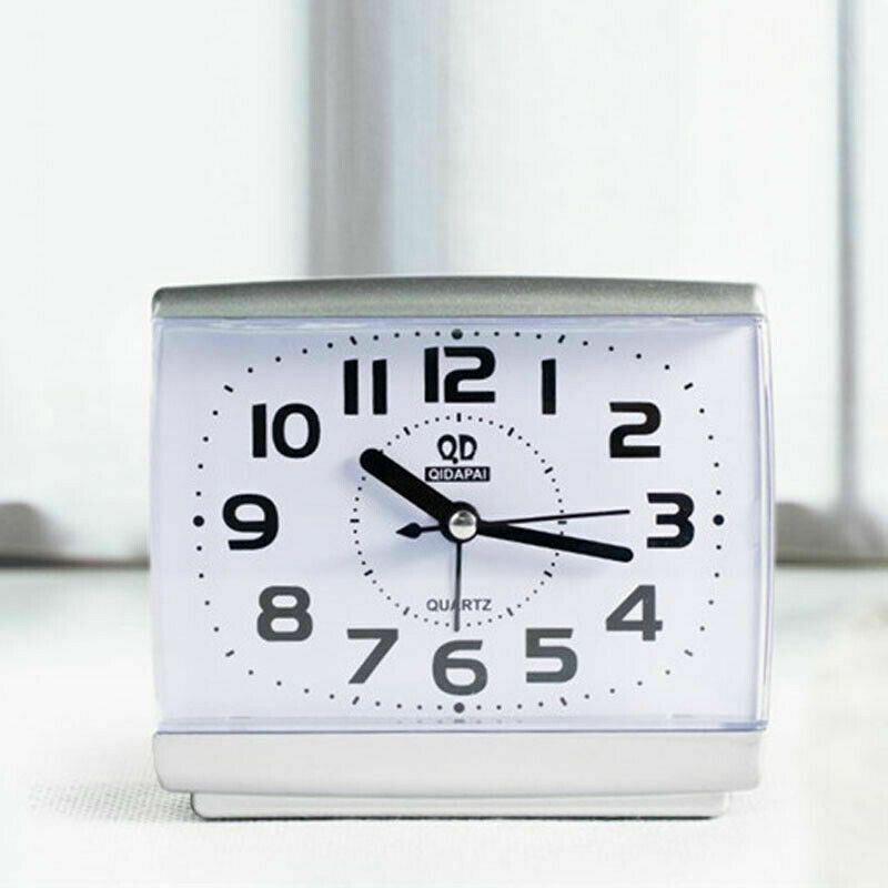 Home Dorm Bedside Beep Alarm Clock Wake