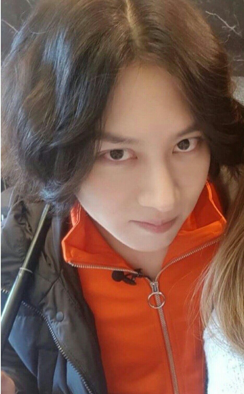 Pin De D H E A A A Em Heechul Donghae My Idol