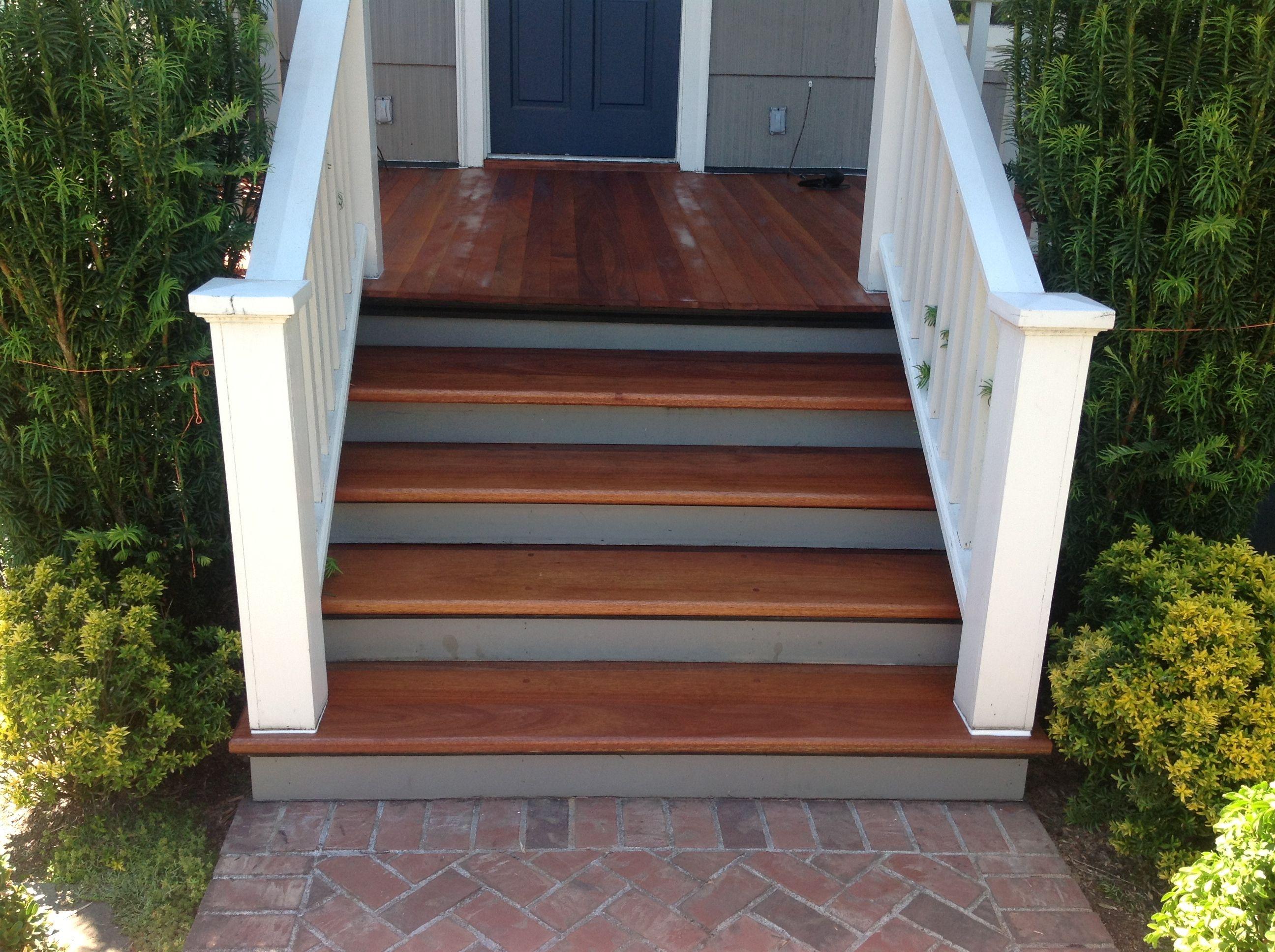 Mahogany Porch Floor Flooring