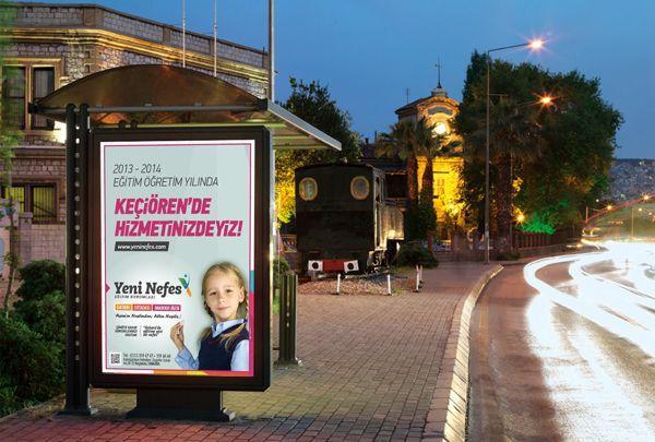 yenı nefes_açıkhava by Fatih Cetin, via Behance