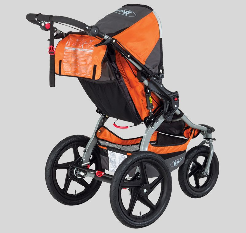 Revolution Pro Bobgear Fully Loaded For All Of Your Outdoor Adventures The Revolution Pro With Its Hand Activated Rear Drum Brakes Jogging Stroller Reviews