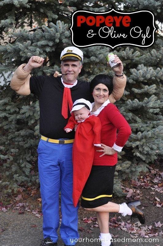 homemade olive oyl halloween costume cartoonview co