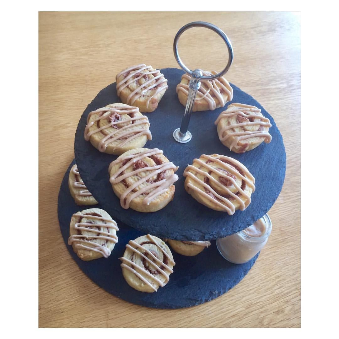 Cinnamon bun cookies - Little Miss Muffin (@missmuffincakes) on Instagram