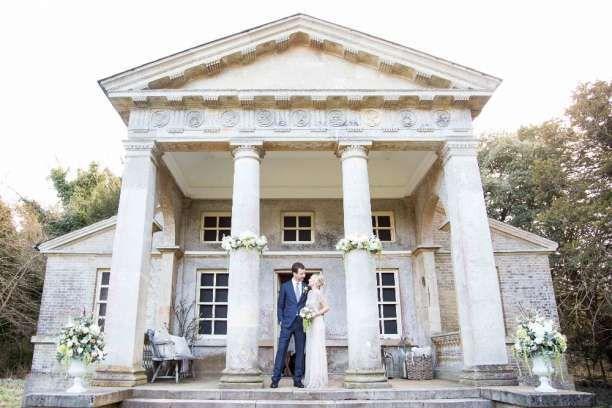 The Temple In Holkham Park Weddings Wedding Venue Intimate Norfolk