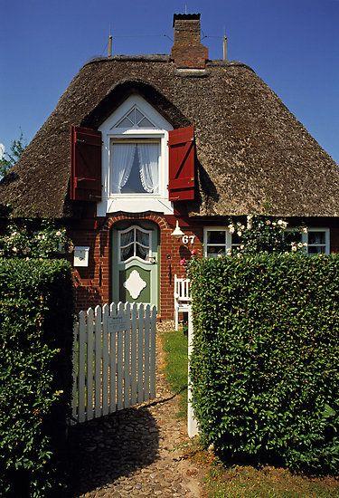 La casita de Hansel y Gretel?????......