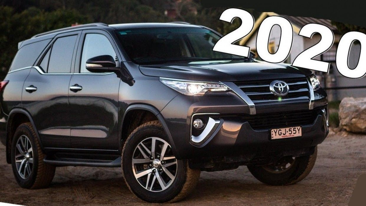 2020 Toyota Fortuner Performance And New Engine Toyota New Engine Performance
