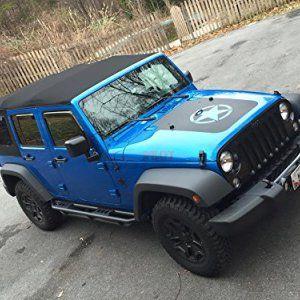 Hood Decals Jeep Wrangler Mods Jeep Jeep Wrangler Jeep Gear
