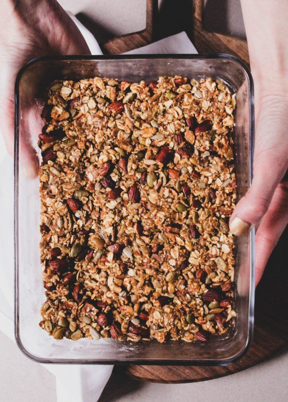 The Best Package-Free Granola Bars | Recipe | Granola ...