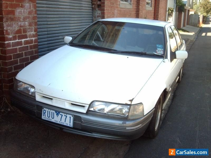 1993 Eb Ford Fairmont Ghia Falcon V8 Svo Gas Petrol Not Fpv Or