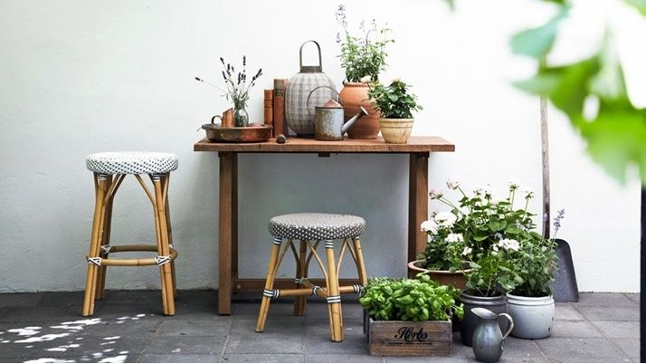 Designer Möbel - Outdoor rattan furniture - Sika Design Collection ...