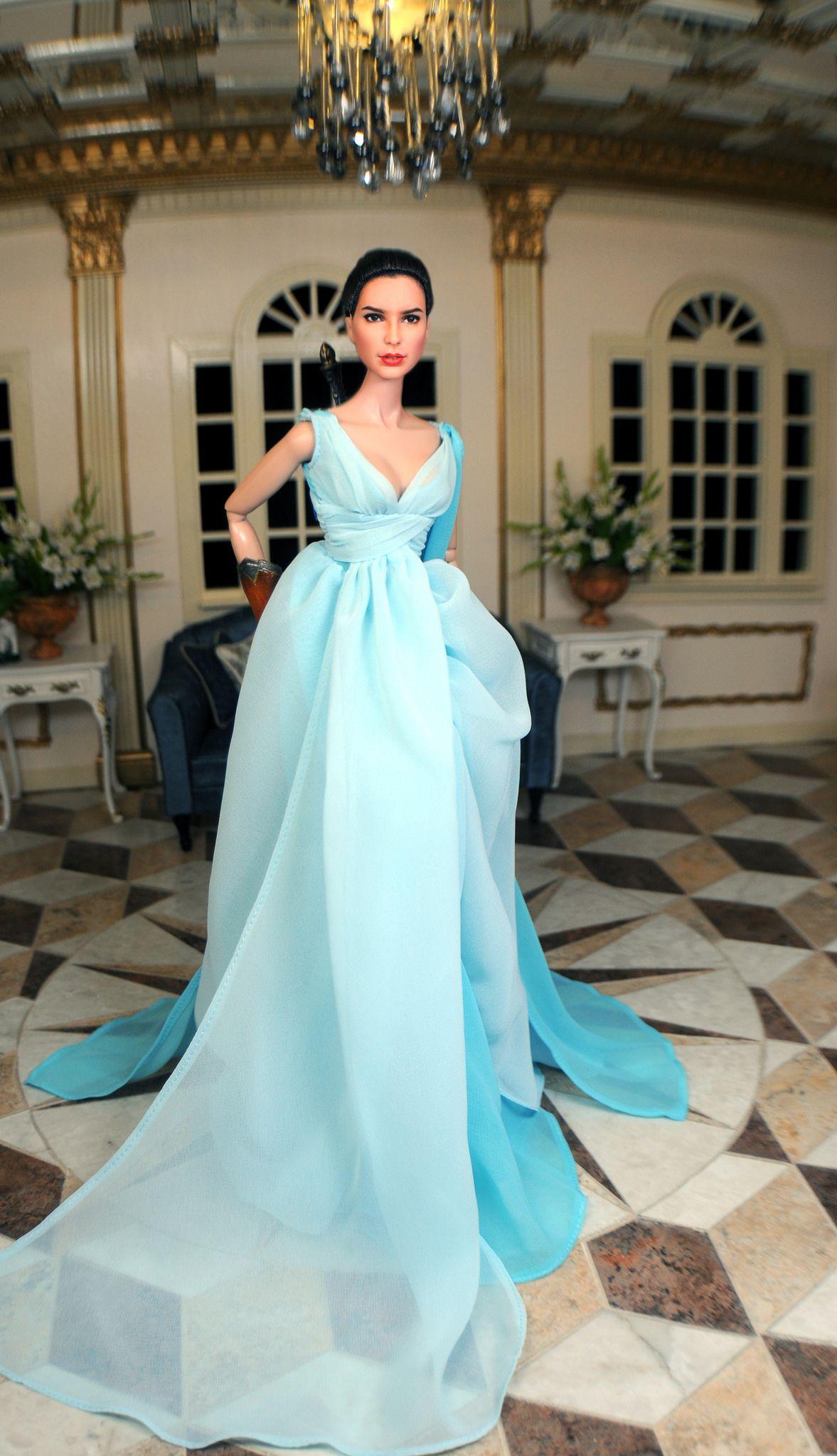 The God Killer | Barbie doll and Vintage barbie dolls