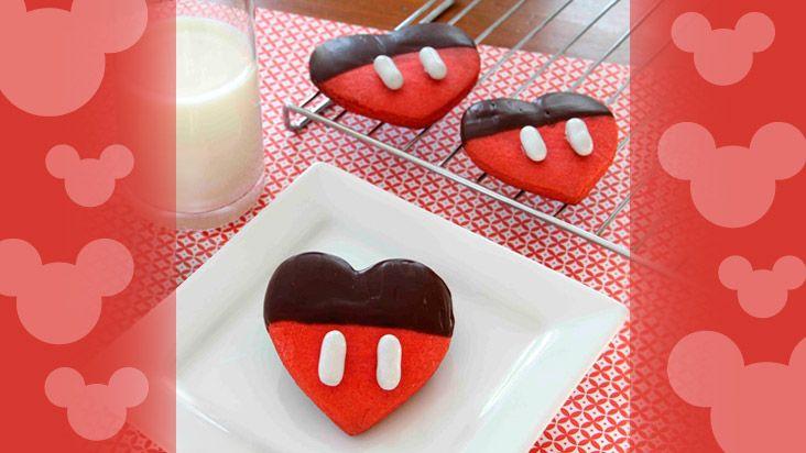 Endulza San Valentín con Mickey Mouse