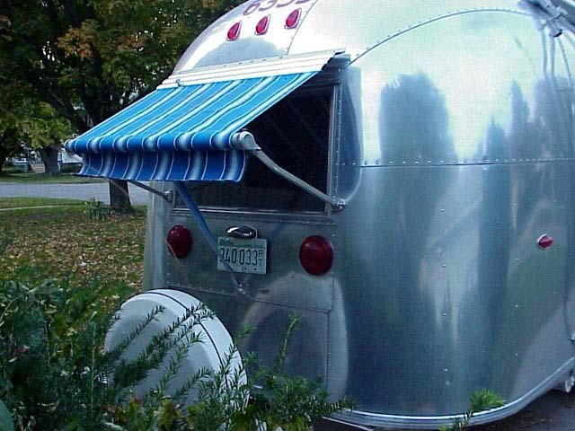 Cute Awning Airstreams Vintage Airstream Outdoor
