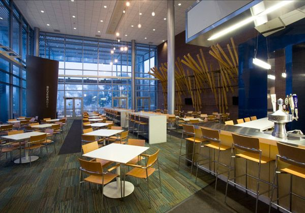 Student Union Interior Designs