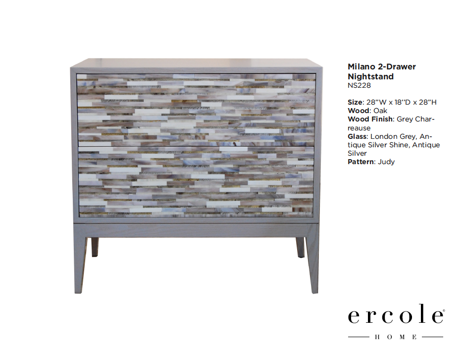 Ercole Home   Custom Mosaic Furniture   NYC *