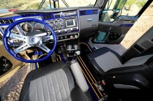 The Biggest Tow Trucks Around Dashboard of the KW | The Big Rigs | Pinterest | The o'jays and ...