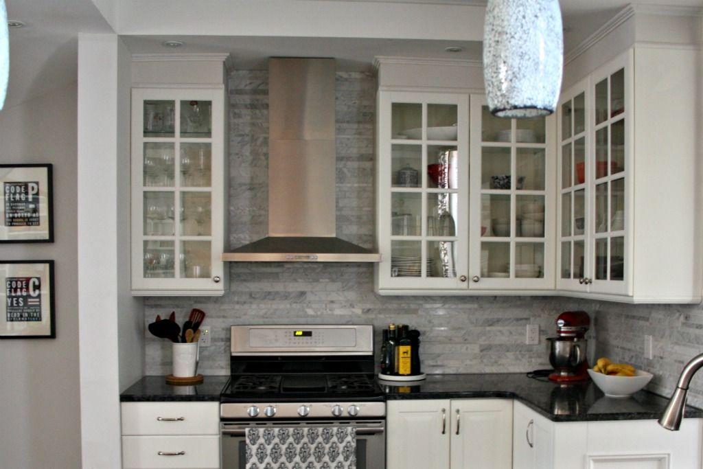 Emma's Lidingo kitchen via The Happy Space Project Kitchen ...