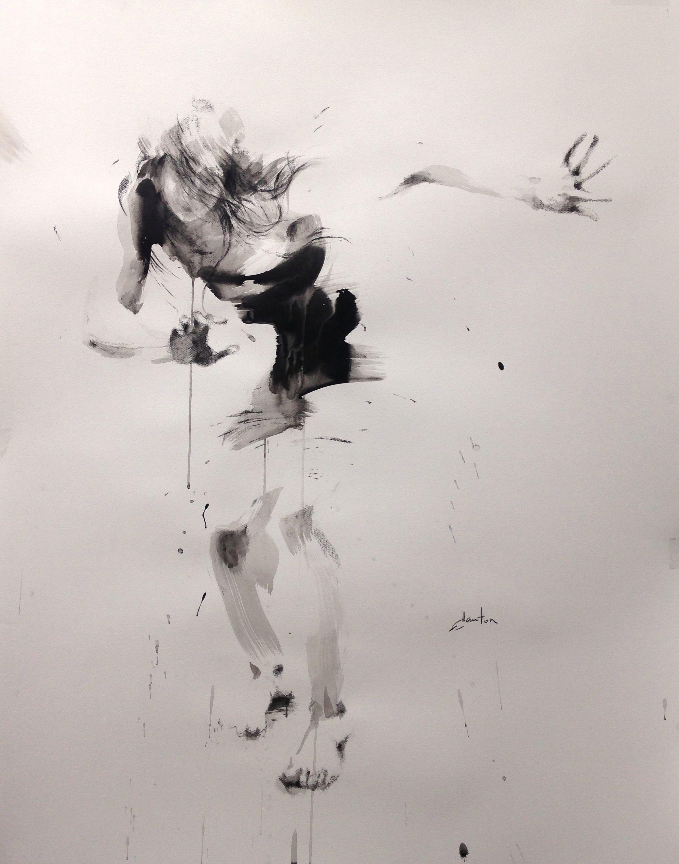 Epingle Par Ziur Noj Sur Ilustracion Dessin Sur La Vie Danseur