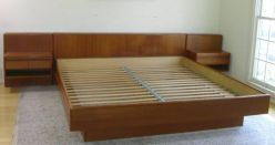 Platform Bed Frames Plans 1000+ images about diy woodworking simple platform bed plans pdf