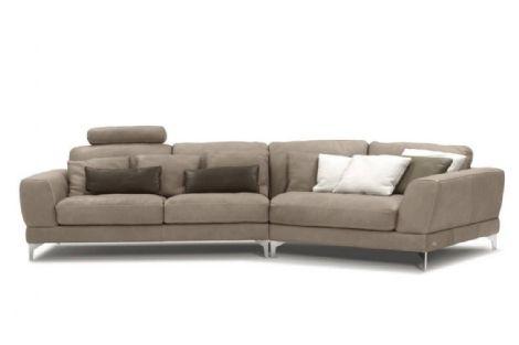 I673 Incanto Furniture Ncanto Ref; I673; Leather Furniture, 3 Seater Sofa  Shown