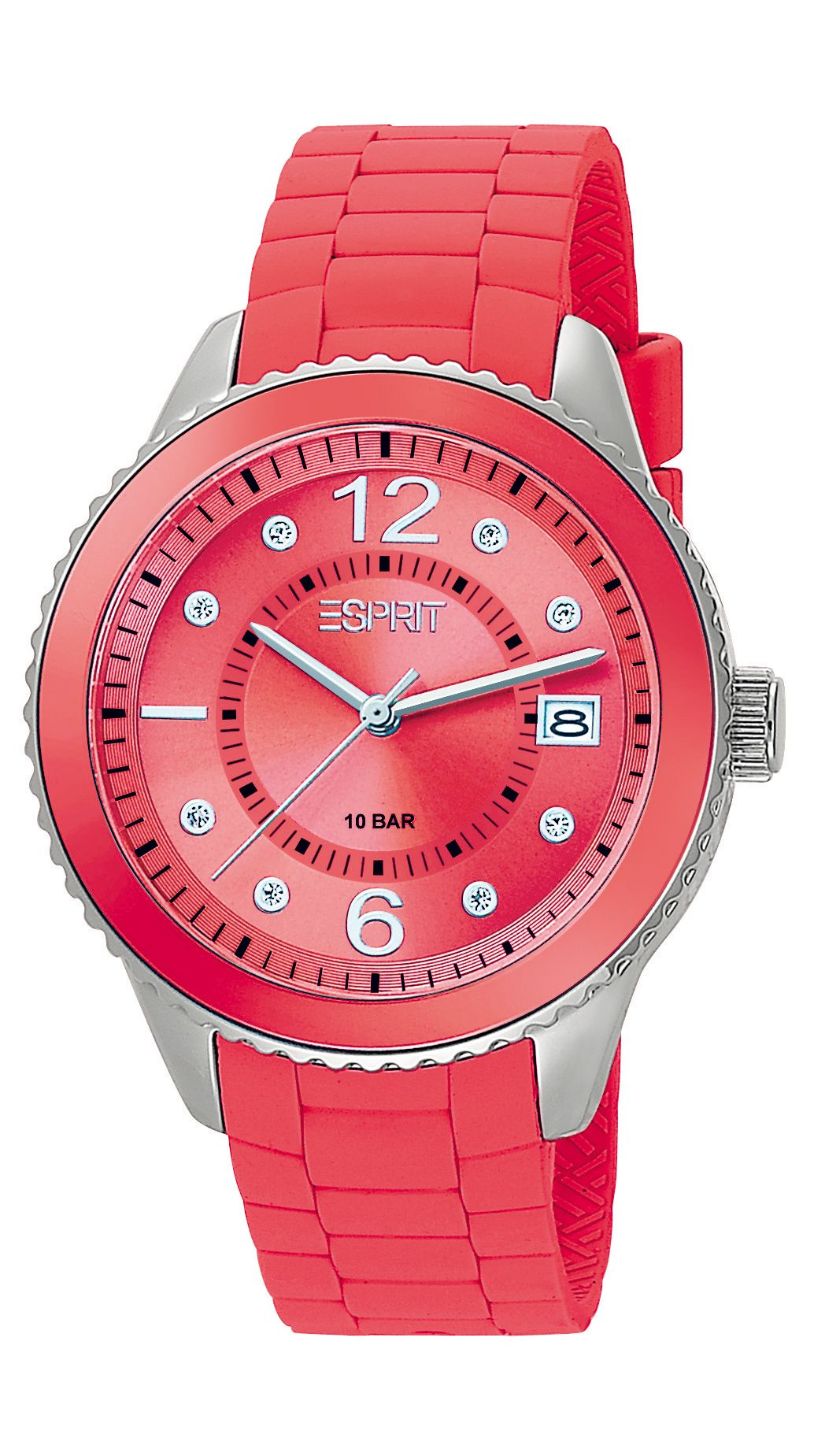 Esprit Marin 68 Speed Summer Watch Red Sold At All Metro Departmental Stores Visit Www Metro Com Sg For More Information Or Like Our Facebook Jam Tangan Jam