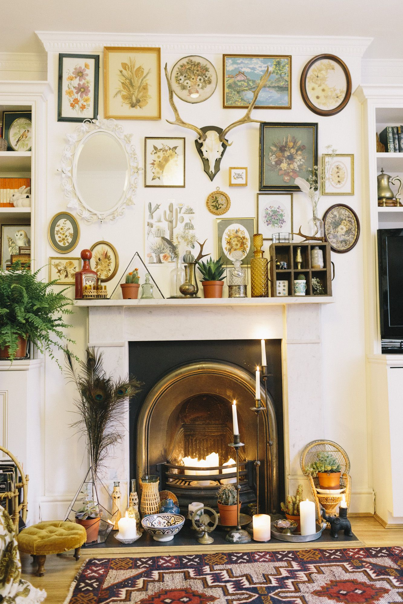9 vintage inspired home libraries to envy vintage interiors and