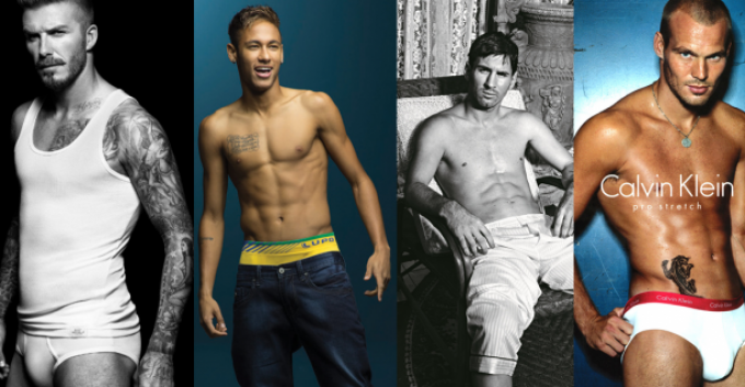 Especial Futbolistas Modelos Mundial De F Tbol Brasil