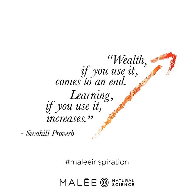 A Wise Quote From Swahili Proverb.