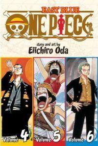 One Piece: Omnibus Vol. 02