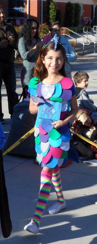 Rainbow Fish Costume Disfraz De Pez Disfraz De Personaje Disfraces