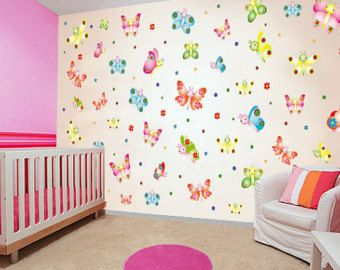 Wall Decals Nursery, Children Wall Sticker, Wall Decals Kids, Baby Nursery  Wall, Part 16