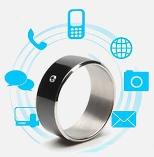 New Timer Intelligent NFC Magic Universal Bluetooth Smart Ring Compatible with Android, Windows, Samsung, HTC, Sony, LG, Mobile Phones and Smart Devices