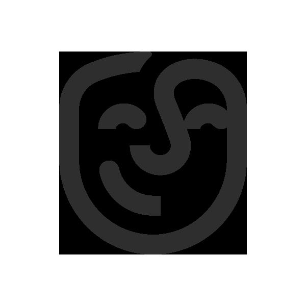 03 Smiling Face Png 600 600 Smile Face Human Logo Face