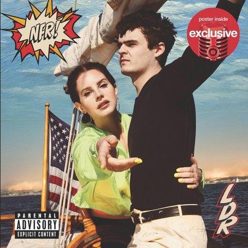 Lana Del Rey - NFR! ( Target Exclusive , CD ) : Target