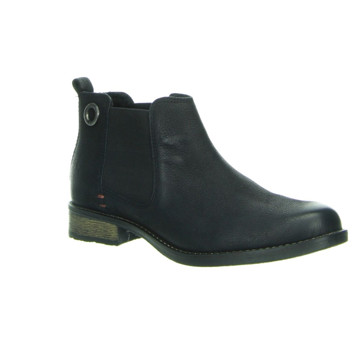 89e589542d85 S.Oliver Chelsea-Boot Schwarz   my look   Pinterest   Chelsea and ...