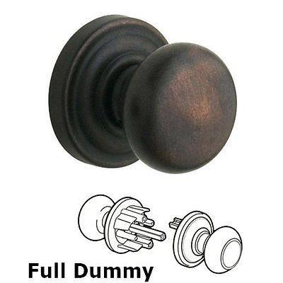 Baldwin Estate Hardware 5015 412 Fd Clic Full Dummy Door Set