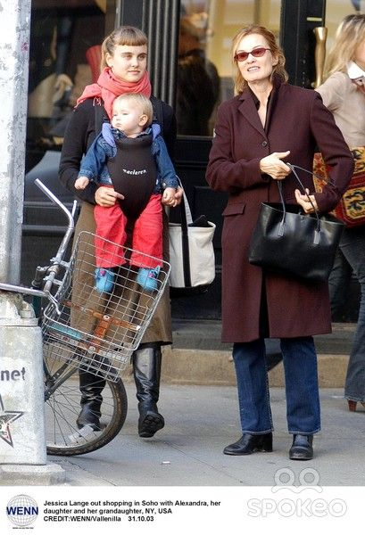 Terms Of Endearment Jessica Lange Jessica Lange Out Shopping In