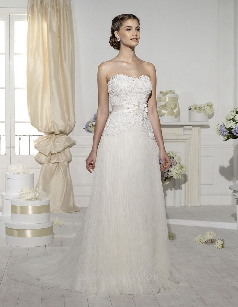 Novia Dart Dana Wedding Dress Price Is 399 99