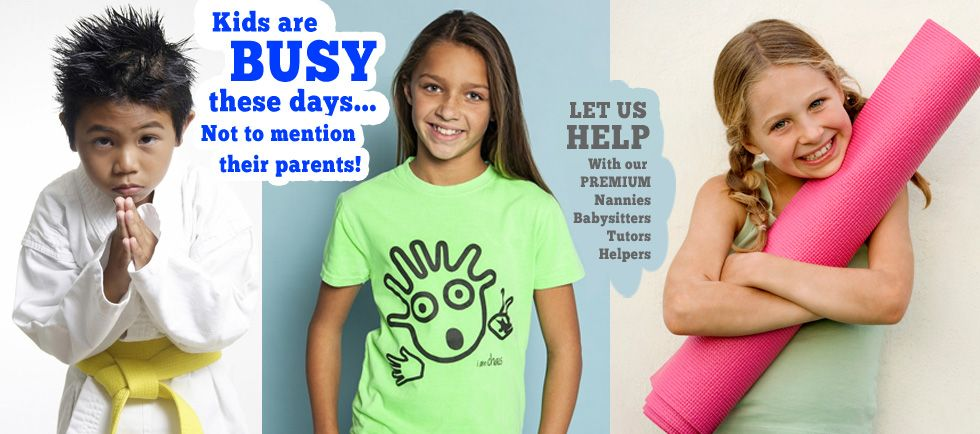 Are you a busy mom perfect nanny match can help find you