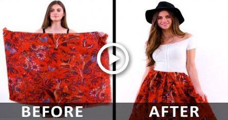 Summer Lovin Fashion Hacks! DIY Ideas by Blossom -   14 DIY Clothes Winter life hacks ideas